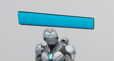 Apex Aim Trainerのbotの頭上にHPを表示させることが出来る