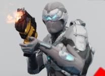 Apex Aim Trainerのbotはウィングマンらしき武器を所持している