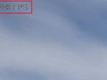 Steam内のFPS機能でのFPS表示はそのままの設定では見づらくて何FPSなのかが見にくい