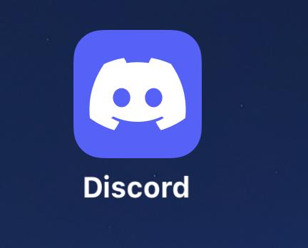 スマホ版のDiscordを起動する