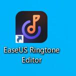 EaseUS Ringtone Editorのデスクトップアイコン
